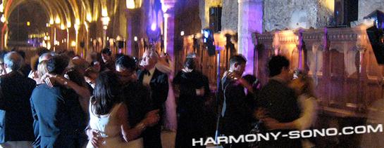 Dj mariage - Abbaye des Vaux de Cernay