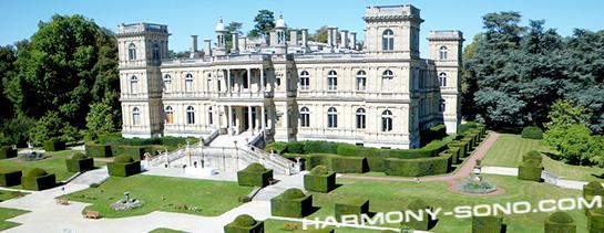 Dj mariage aux Château de Ferrières