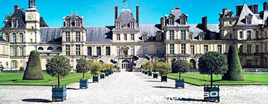 Dj mariage - Château de Fontainebleau