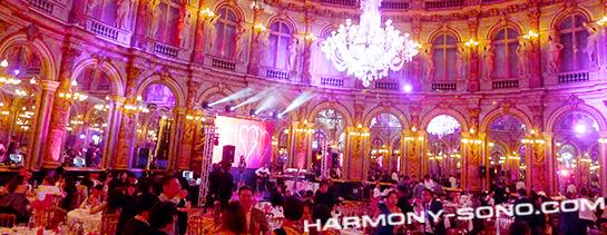 Dj mariage - Grand Hôtel Intercontinental Opéra - Paris