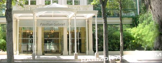 Dj mariage - Pavillon Gabriel - Paris