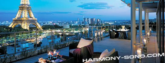 Disc Jockey mariage - Palace Shangri-La Hôtel ***** Luxe - Paris