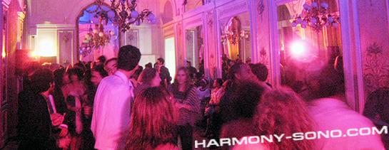 DJ soirée de rallye - Théâtre du Gymnase - Paris