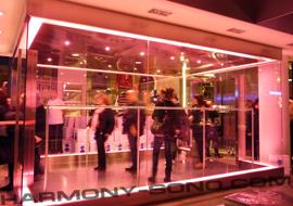 Piste de danse lumineuse parquet de danse soir e disco - Colette paris magasin ...