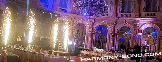 Sparkular waowbox location machine tincelles for Harmony hotel paris