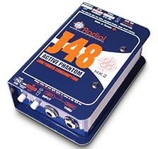 Location mat�riel sonorisation pour concert, spectacle : Location DI Radial J48