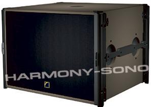 Location mat�riel sonorisation pour concert, spectacle : Location enceinte L-Acoustics caisson de basse SB18