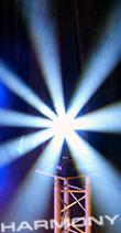 Location mat�riel de sonorisation pour concert : console de mixage, enceinte, micro, �clairage lumi�re