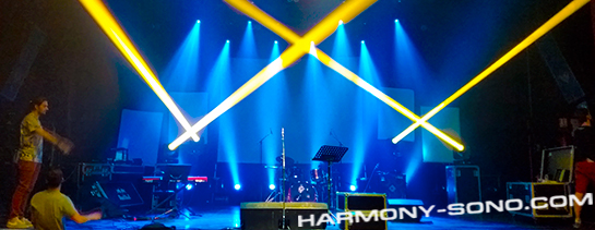 Location mat�riel d'�clairage pour concert spectacle : projecteur led , projecteur type sharpy